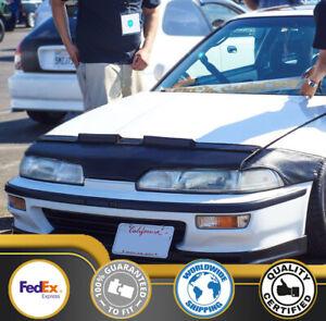 FENDER BRA COVERS + HOOD BRA SET Fits Honda / Acura Integra 90 91 92 93 DA