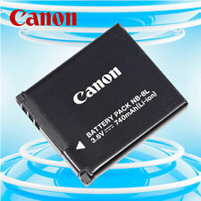 Genuine Original Canon NB-8L NB8L Battery for PowerShot A3300 A3200 IS CB-2LAE
