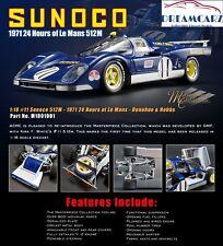 ACME M1801001 1/18 Ferrari 512M Sunoco #11 Le Mans 1971 - Lmtd 948 pcs!