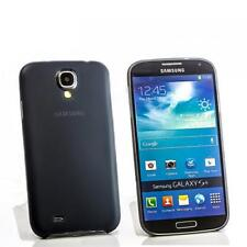 Slim Tasche Handy Schale Samsung I9500 GALAXY S4 SCHWARZ Hard Case Hülle Gehäuse