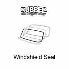 1962 1963 Mercury Meteor Windshield Seal