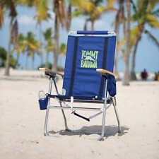 Tommy Bahama Hi-Boy Beach Chair- DARK BLUE #1 (0993)