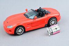 Transformers Alternators Sideswipe Complete Dodge Viper