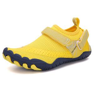 Ultraleicht Jungen Mädchen Wasserschuhe Laufschuhe Schwimm Schuhe Barfußschuhe