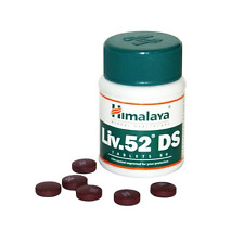 2 X Himalaya Herbals Liv 52 Ds 60 tablets Free Shipping