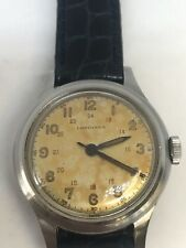 1944 WWII Longines Military Cal. 23m 16J Watch