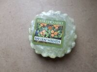 Yankee Candle USA Rare Bay Leaf Wreath Wax Tart