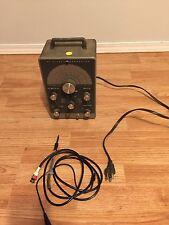 Heathkit Rf Signal Generator IG-102 For Ham Radio