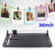 36 Inch Sharp Photo Paper Cutter Machine Manual Precision Rotary Paper Trimmer