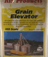 Rix Products HO Scale 628-407 Grain Elevator Kit