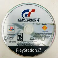Gran Turismo 4 (Sony PlayStation 2, 2005) PS2 Disc Only