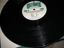 Ultimix 19 VINYL Side C D only First Impression Forbidden Love Gwen Guthrie