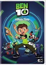 Ben 10 Villain Time: Season 1, Volume 1 (DVD,2018)