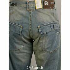 Jeans da uomo marca Lee in cotone