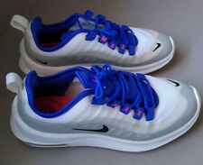 Nike Women's Air Max Axis White Silver Running Sneakers Size 7