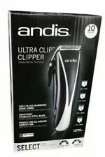 New ANDIS Ultra Clip Kit Clippers Trimmer Hair Cutting Machine 10 pcs
