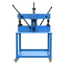 3 Ton Manual Quad Bench Press Shrinker Stretcher Brake Bender Corner Puncher