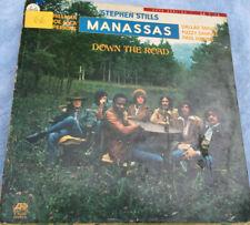 Manassas (Stephen Stills), Down The Road vinyl LP, 1973