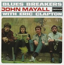 JOHN MAYALL WITH ERIC CLAPTON BLUESBREAKERS 180gm Vinyl LP NEW & SEALED
