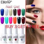 Elite99 UV Color Gel Nail Polish 15ML Manicure Lacquer Set LED Varnish Top Base