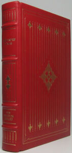 Alexandre DUMAS / FRANKLIN LIBRARY Stories Signed 1979