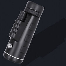 Super high power 40X60 portable hd night vision monocular telescope binocul Rg$