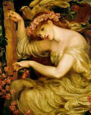 Over 220 Pre-Raphaelite Art / PAINTING IMAGES ON CD ROM