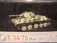 1/72 DRAGON RUSSE T 34/76   60474  WWII BELGIE MONDIALRELAY 7€