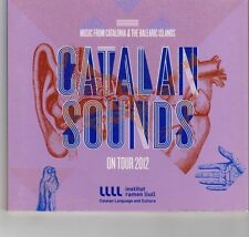 (GR445) Catalan Sounds, On Tour 2012 - CD