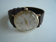 Vintage Men Automatic Watch Hamilton Thin-O-Matic 10K Gold Filled Works Great.