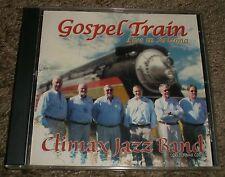 Gospel Train Live In Arizona Climax Jazz Band~RARE Private 2005 Big Band Jazz CD