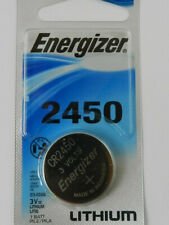 Batteries Cell, 1 Pc Energizer Cr2450 Lithium 3V Watch