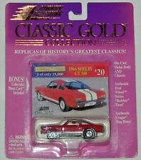 JOHNNY LIGHTNING CLASSIC GOLD COLLECTION 1966 SHELBY GT 350