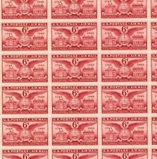 Full mint sheet of 50 Alexandria Bicentennial C40