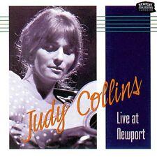 Judy Collins - Live At Newport (VCD 77013)