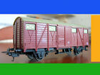 Tow Truck Goods Closed FS Italy F1160106 LIMA 303161 70' H0 9 1/8in x 2 5/8in