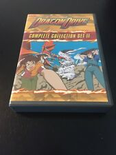 DRAGON DRIVE COMPLETE COLLECTION 2 DVD SET