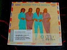Box Set: ABBA :Gracias Por La Musica : Deluxe Edition CD & DVD DigiPak Sealed