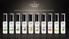 Odoro Essenzen Premium Aufgussduft, naturreine ätherische Öle, Saunaaufguss NEU
