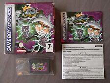 DANNY FANTOME : L'ULTIME ENNEMI pour Nintendo Gameboy Advance Nickelodeon