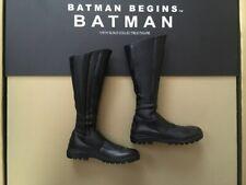 Hot Toys 1/4 Batman Begins QS009 Boots Only