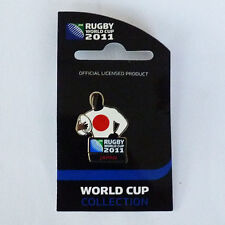Rugby World Cup RWC 2011 Japan Player Pin