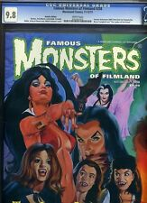 Famous Monsters of Filmland #258 CGC 9.8 NM/MINT Vampire Brides Vampirella Lilly