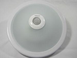 LED Sensor  Leuchte mit Bewegungsmelder Deckenleuchte Wandlampe Warmweiss  Neu