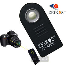 REMOTE WIRELESS CONTROL for CANON ZE-WRC6 ZEIKOS RC-5 RC-6