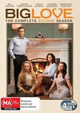 Big Love : Season 2 (DVD, 2008, 5-Disc Set) R4 New, ExRetail Stock (D150)