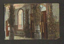 SAINTE-ANNE-DE-BEAUPRE / QUEBEC (CANADA) BEQUILLES D'HANDICAPES en 1909