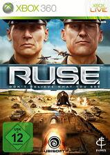 R.U.S.E. (Microsoft XBOX 360, 2010, DVD-BOX)