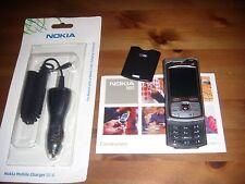 NOKIA N80 SILVER EDITION ORIGINALE 2006 ESEMPLARE UNICO + ACCESSORI NUOVI