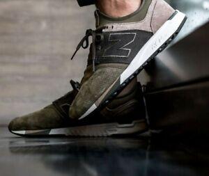 Las mejores ofertas en Zapatillas New Balance 247 verde para ...